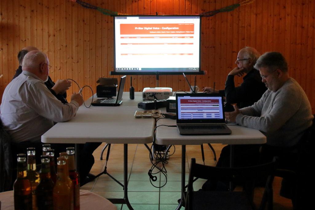 DMR Workshop H57 Amateurfunk Rinteln
